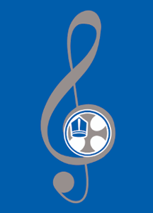 Music Department Treble Cleft logo
