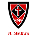 St Matthew Parish Logo