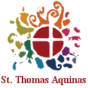 St Thomas Aquinas Parish logo