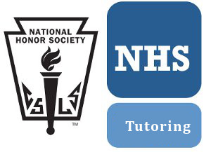 National Honor Society Tutoring Logo