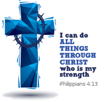 2019-2020 School Theme I can do all things through Christ who is my strength