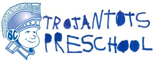 Trojan Tots Logo