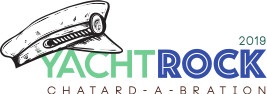 Yacht Rock Chatard-a-bration Logo