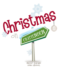Christmas on Crittenden logo