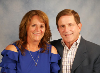 Michael and Mary Ball, Volunteer