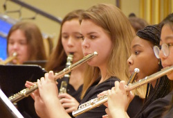 Flute Players 2018-19