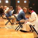 school reconciliation scene