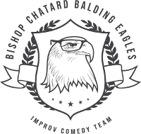 Logo of the Balding Eagle Team