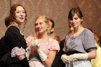 Pride and Prejudice Actresses