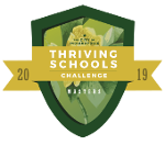Thriving School Logo