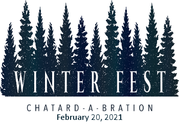Winter Fest Chatard-A-Bration 2021 Logo