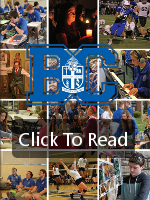 Thumbnail of the Admissions Brochure with a link to the flipbook